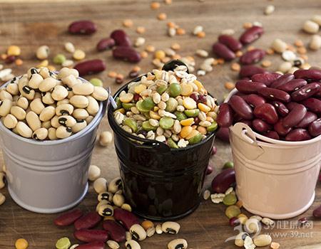 豆类-黄豆-红豆-腰豆-青豆_8779279_xxl