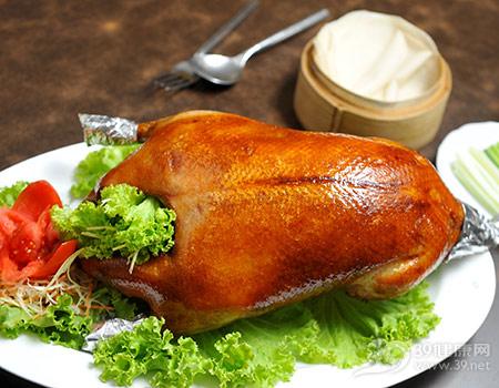 烤鸡-烤鸭
