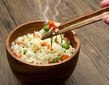 米饭蒸~1