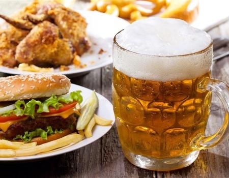 啤酒-汉堡-炸鸡-快餐_12449799_xxl