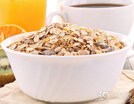 燕麦片-燕麦-果汁-橙汁-橙子-奇异果-咖啡-牛奶-早餐_13534778_xxl