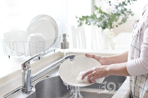 主妇 家务 洗碗 洗盘子 清洗_12562994_xxl
