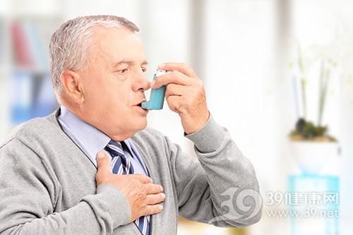 哮喘-吸药