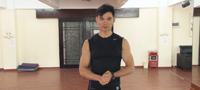 下期主题:瘦背部动作