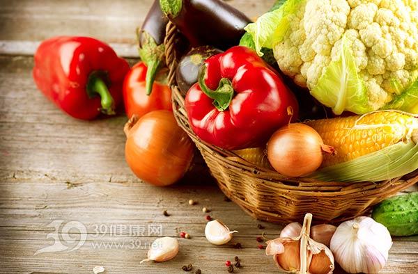 蔬菜-蔬菜-红椒-菜花-玉米-蒜头-茄子-洋葱_15302488_xxl大
