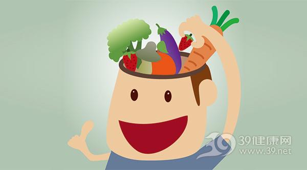 大脑-食物