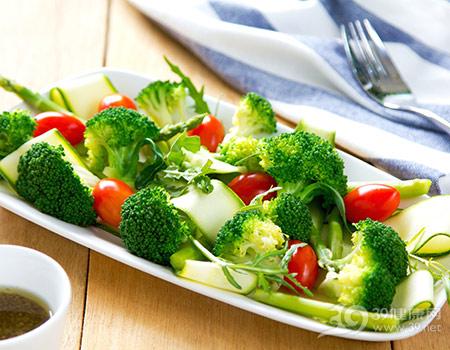 蔬菜-西兰花-西红柿-沙拉_19874246_xxl