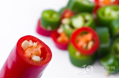 吃辣椒有七大惊人好处