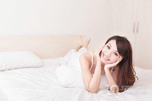 青年 女 家居 睡觉 床 睡衣 开心_21378601_xxl