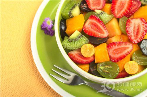 沙拉 水果 芒果 草莓 提子 奇异果_9462720_xl