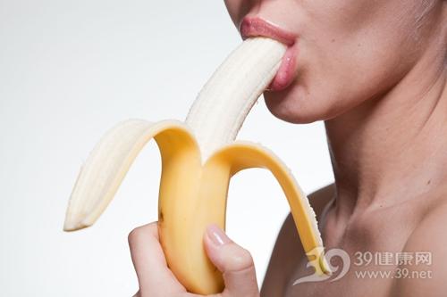 青年 女 香蕉 水果_18226426_xl