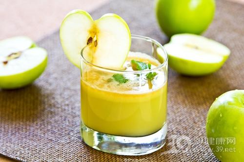 苹果含有丰富的果胶 4种食物排毒有奇效