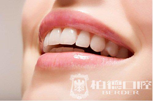 柏德口腔3D全瓷牙贴面,美牙不伤牙