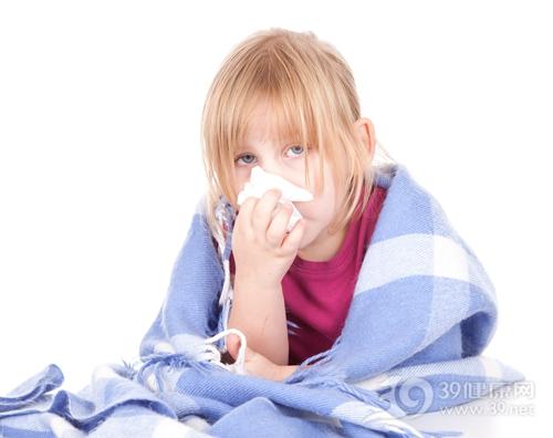 孩子 女 生病 感冒 发烧 毯子_10993032_xxl