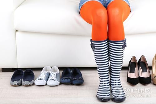 青年 女 鞋子 平底鞋 高跟鞋 雨靴 袜子_30596895_xxl