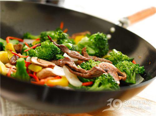 烹饪 炒菜 炖菜 肉类 蘑菇 西兰花_12925214_xxl