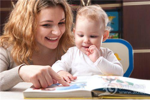 婴儿 孩子 母亲 亲子  学习 看书 阅读_ 15726088_xxl