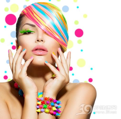 青年 女 化妆 彩妆 脸部_22559254_xxl