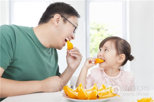 孩子 女 父亲 父女 亲子 橙子_16701770_xxl