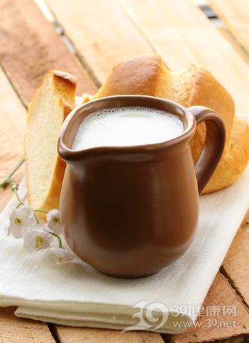 牛奶 面包 早餐 奶油_12522718_xxl