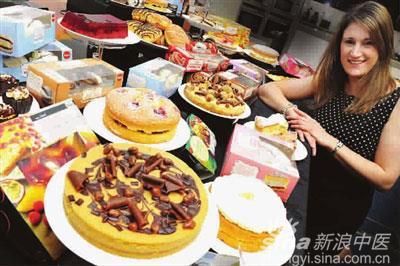不健康的饮食可能危害健康