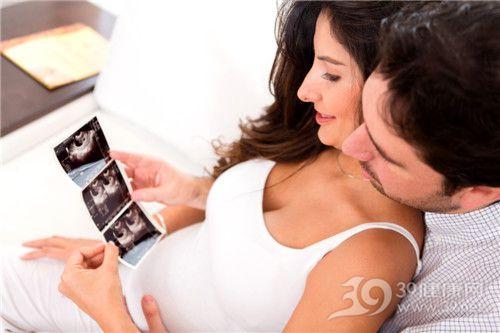 孕妇 怀孕 夫妻 B超 孕检 产检 检查 超声波_15783769_xxl