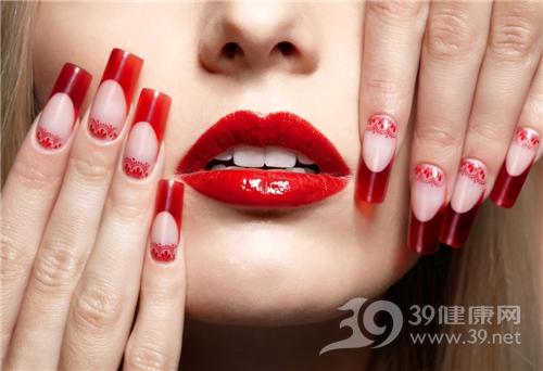 青年 女 化妆 唇膏 嘴唇 红唇_30512113_xxl