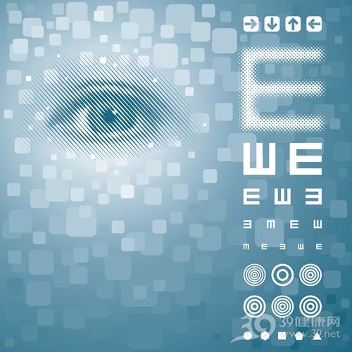 眼科 视力 近视 远视 眼睛_4550700_xl