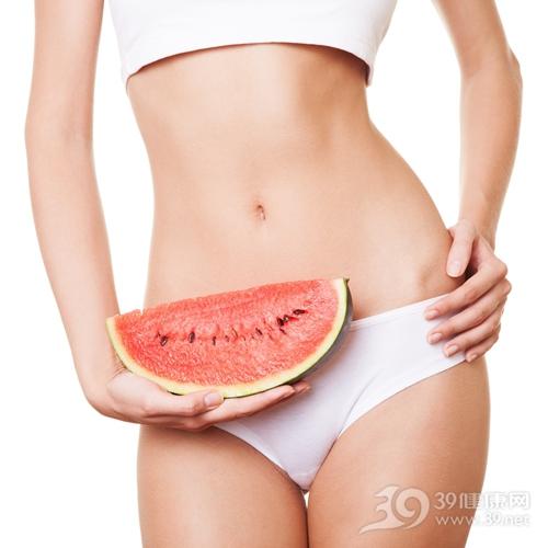 青年 女 减肥 纤体 瘦腰 腰部 西瓜 水果_23367827_xxl