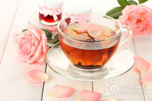 茶 花茶 玫瑰花 玻璃杯_14838808_xxl