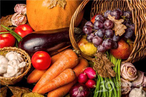 蔬菜 胡萝卜 西红柿 提子 南瓜 蒜头 茄子 洋葱_22626810_xxl