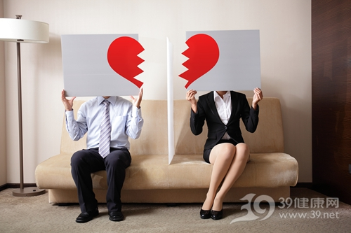 青年 男 女 情侣 夫妻 两性 感情 分手 破裂_29765997_xxl