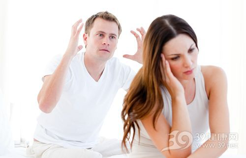 青年 男 女 夫妻 情侣 吵架 争吵_10245886_xl