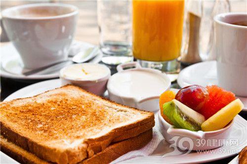早餐 面包 水果 奇异果 提子 奶茶 咖啡_ 10858727_xxl