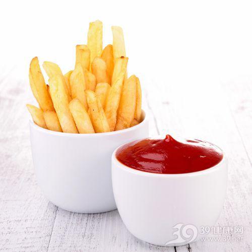 薯条 炸薯条 番茄酱 番茄汁_19117309_xxl