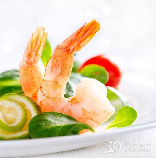 海鲜 虾 柠檬_18892643_xxl