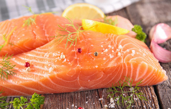 三文鱼 吃三文鱼会胖吗 来自深海的美味 减肥食谱