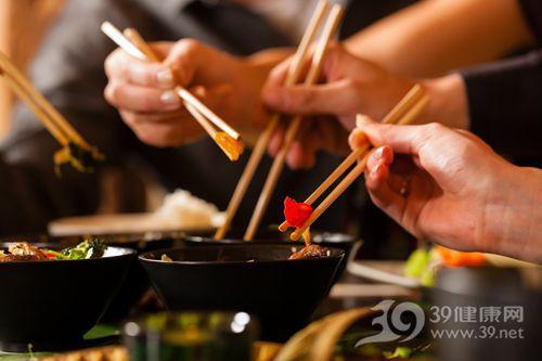 吃饭 聚会 聚餐 筷子_14040966_xxl