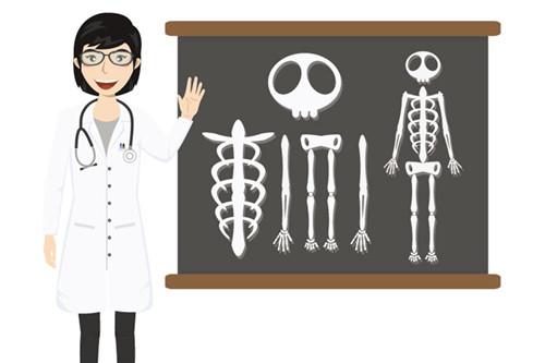 """科学保养有诀窍 强健骨骼不放""""松"""""""
