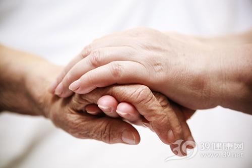 手 老人 青年 握手 养老 敬老 护理_5110560_xxl