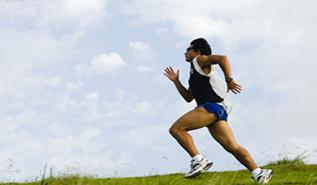 1分钟高强度运动等同于45分钟慢跑