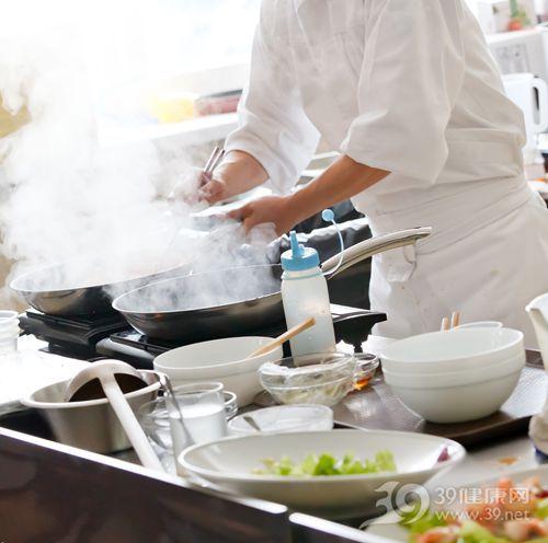 厨房 烹饪 煮饭 煮菜 厨师 炉灶 炒菜_9162449_xxl
