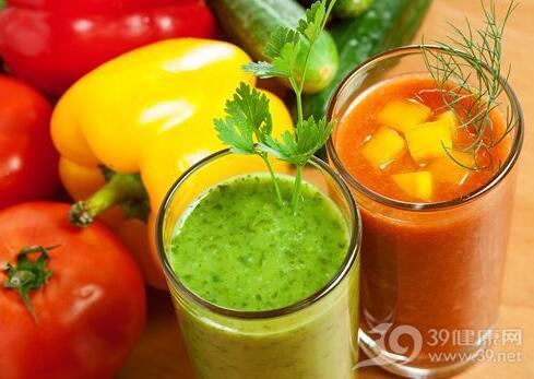 果蔬变果蔬汁其实损失了这些营养