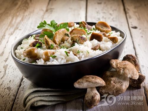 蘑菇 菌类 米饭 蘑菇饭_11723994_xxl