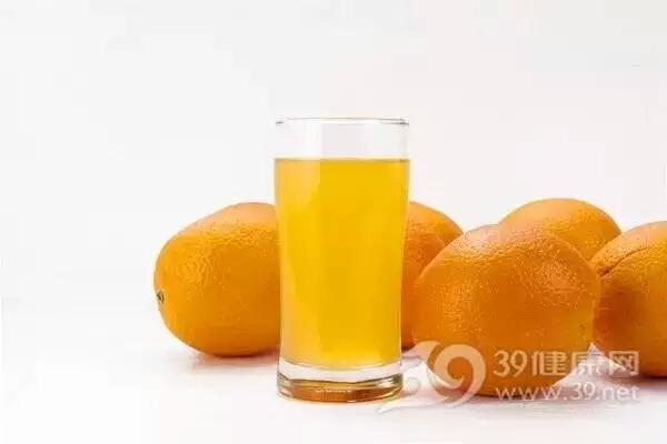 橘子 橙汁