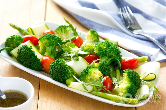 蔬菜 西兰花 西红柿 沙拉_19874246_xxl