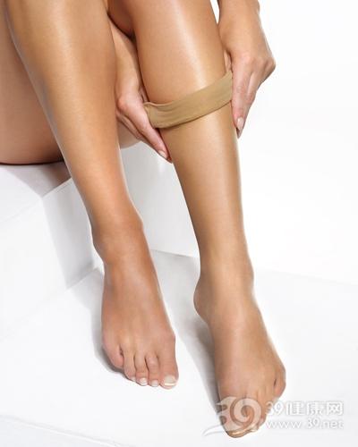 静脉曲张袜为什么能瘦腿?