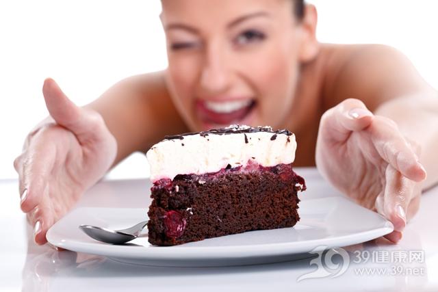 青年 女 蛋糕 甜品 奶油 巧克力_14734583_xxl