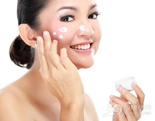 美容洗脸按摩步骤图解