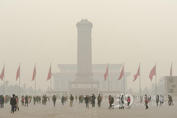 雾霾一年堵死三千万个肺泡?